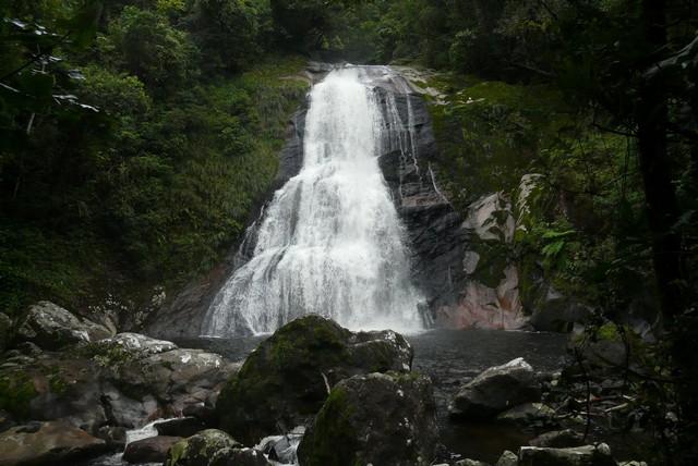 Cachoeira Salto da Fortuna em Morretes Paraná