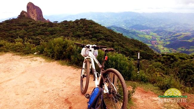 Passeio de bike Caminho da Fe - MG e SP