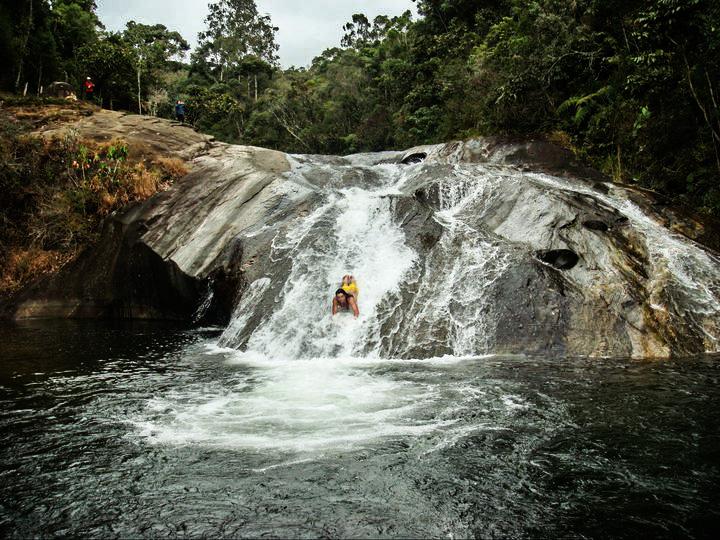 Cachoeira Visconde de Mauá - Rio de Janeiro