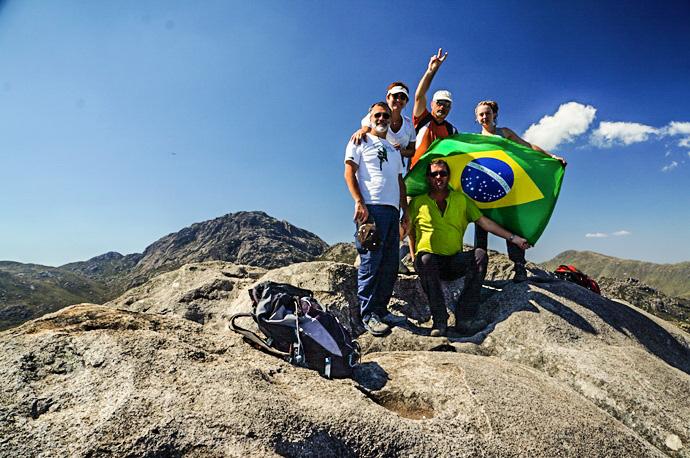 Cume do Pico das Prateleiras
