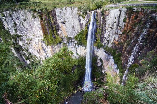 Cachoeira do Avencal - Urubici - SC