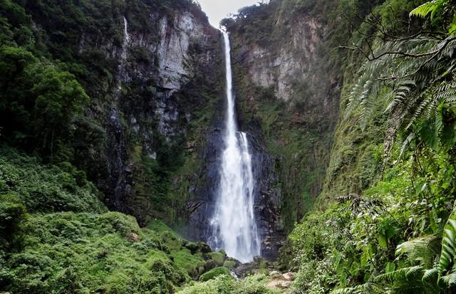 Cachoeira do Salto Grande - Santa Catarina SC