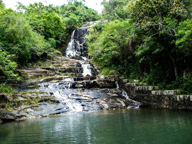 Cachoeira Costa da Lagoa em Florianopolis Santa Catarina