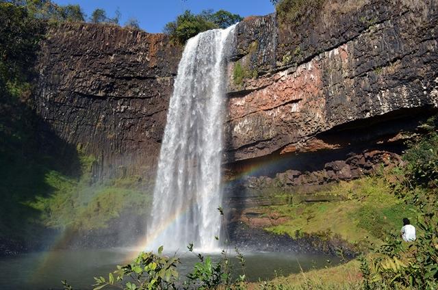 Cachoeira das Irmãs em Araguari Minas Gerais