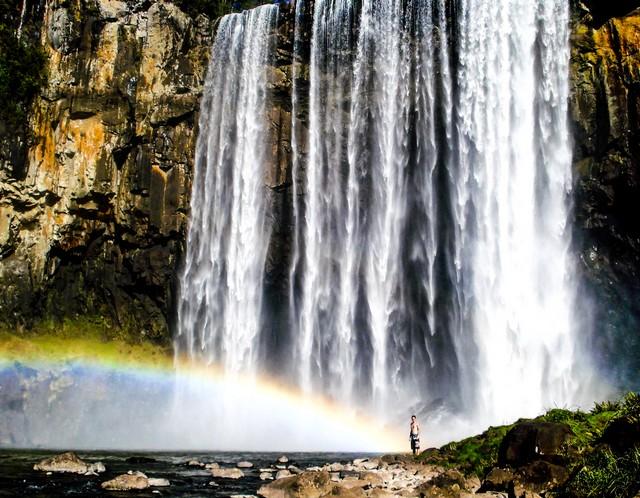 Cachoeira do Rio dos Pardos - Santa Catarina SC