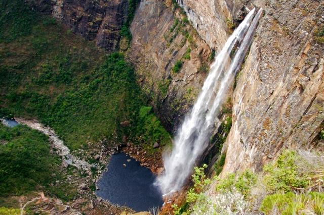 Cachoeira do Tabuleiro em Conceição do Mato Dentro - MG