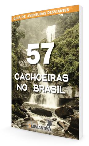 Ebook 57 Cachoeiras no Brasil