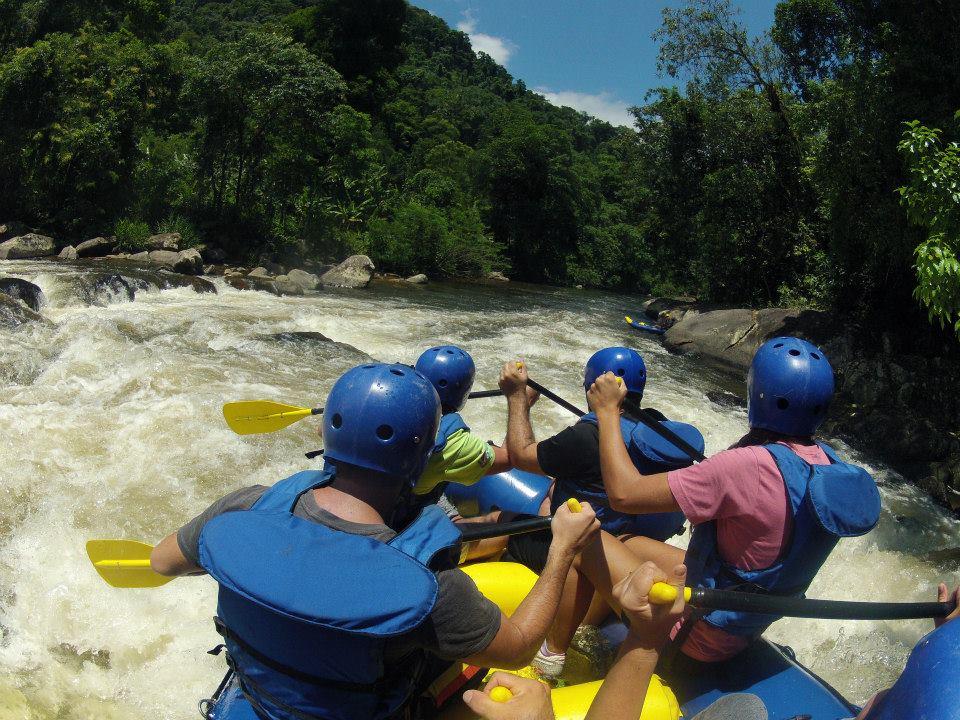 Rio Mambucaba - Paraty