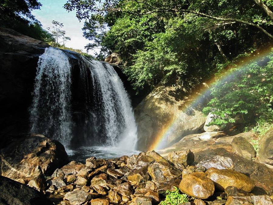 Cachoeira Concenicao de Macabu - Rio de Janeiro