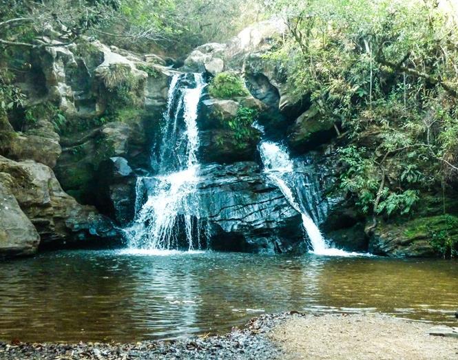Cachoeira da Eubiose Sao Tome das Letras MG