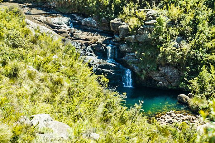 Cachoeira das Flores em Itatiaia - RJ