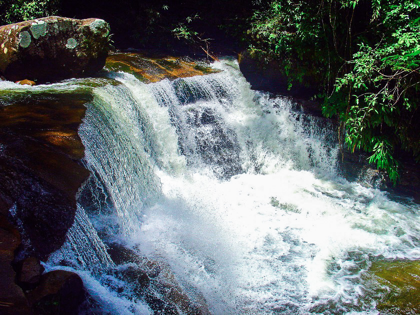 Cachoeira Sana - Rio de Janeiro