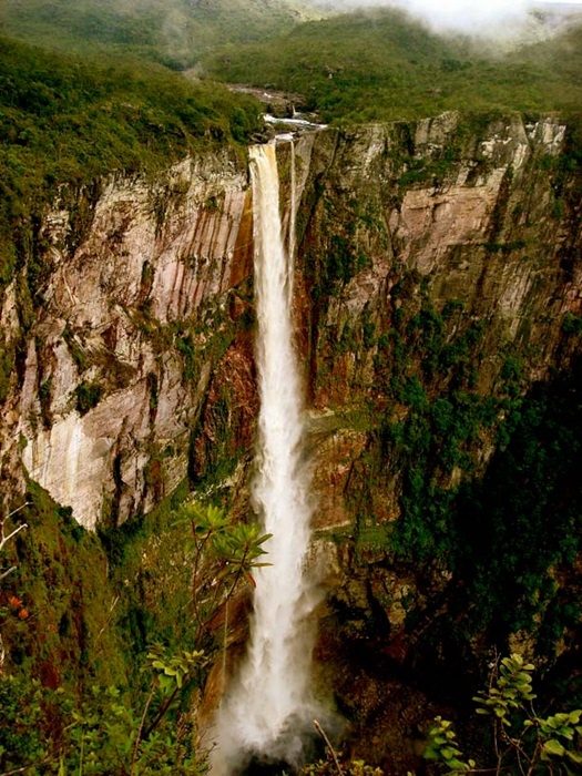 Cachoeira Eldorado Amazonas
