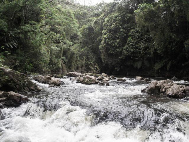 Cachoeira do Marsilac SP
