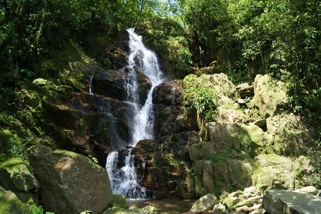 Cachoeira Escondida Paranapiacaba