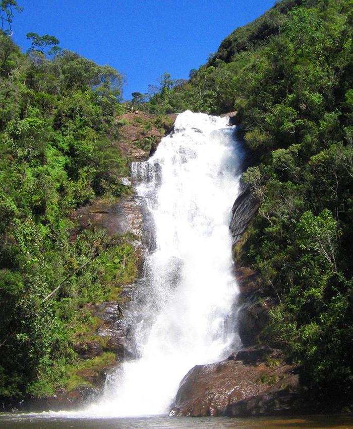Cachoeira Santo Izidro - Trilha do Ouro Serra da Bocaina