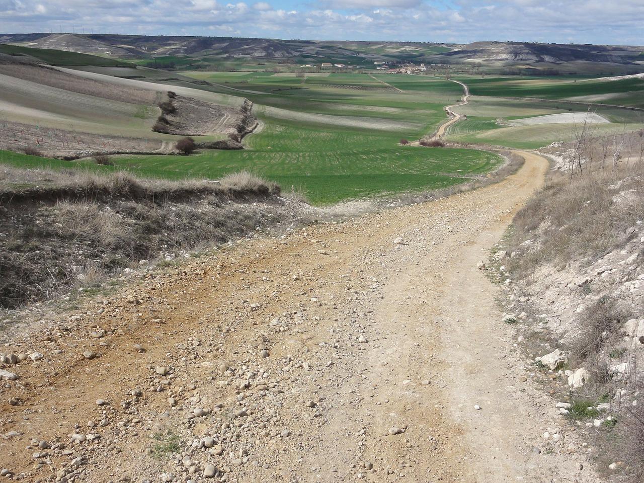 Trilha Caminho de Santiago de Compostela