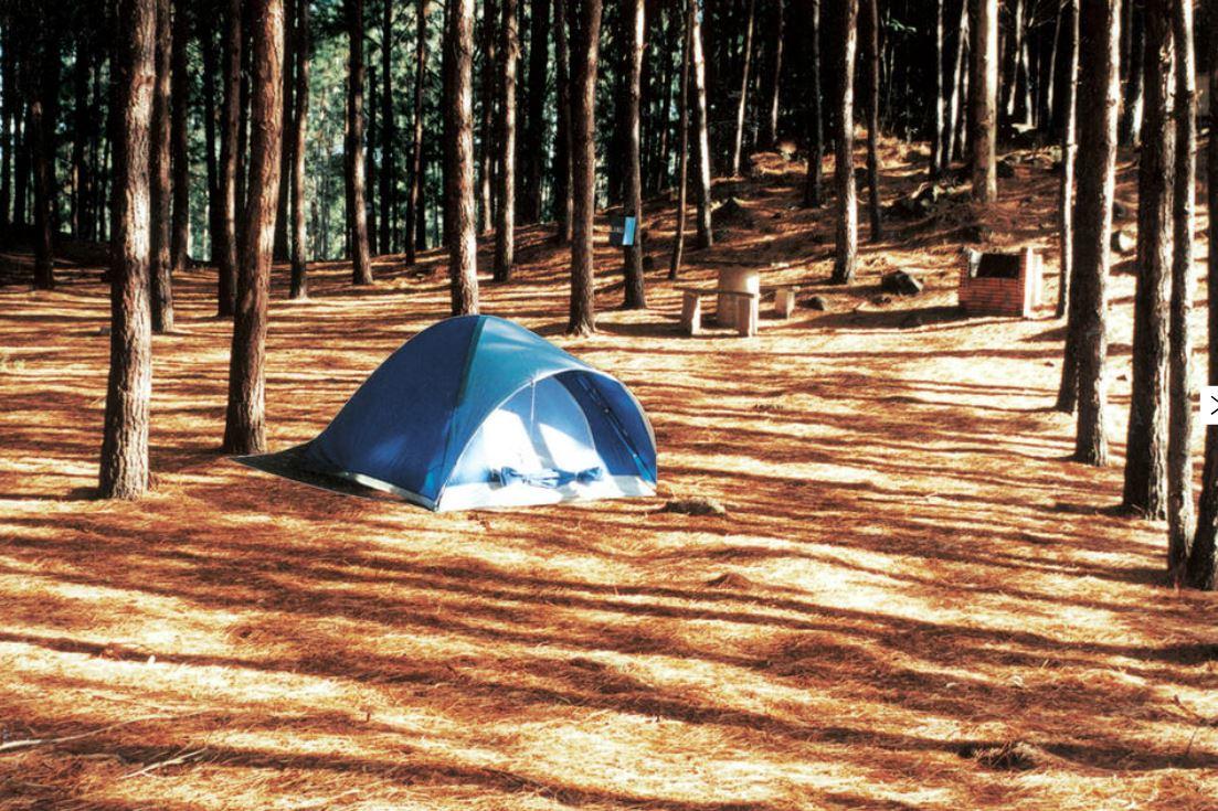 Acampar Parque da Cachoeira
