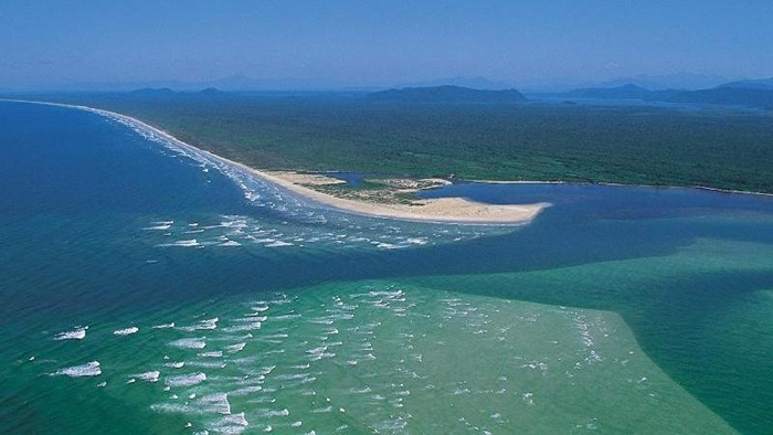 Praia Deserta Ilha Superagui