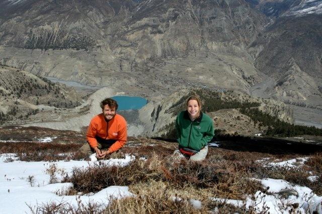 Manang Lago Azul - Mundo Por Terra