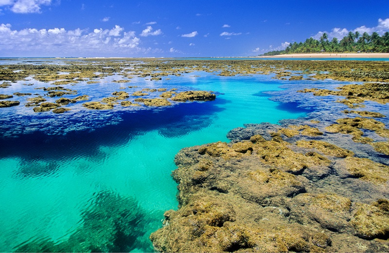 Taipu de Fora Peninsula de Marau