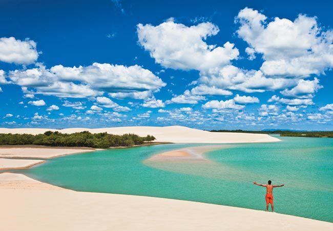 Praia da Barra dos Remedios