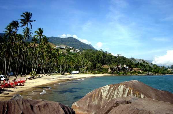 Praia Pedra do Sino Ilhabela