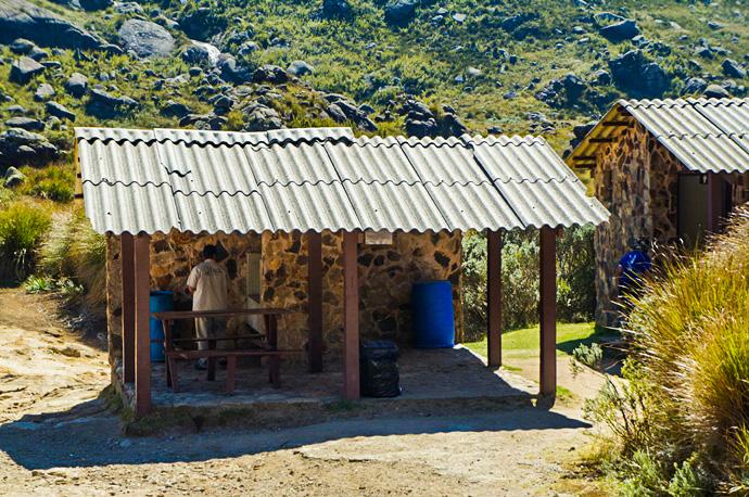 Abrigo Rebolsas Parque Nacional do Itatiaia