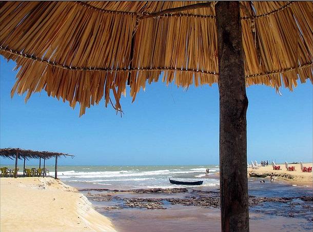 Praia Riacho Doce ES