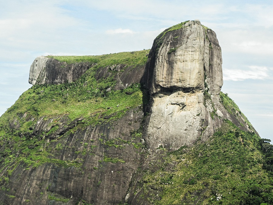 Rosto da Pedra da Gavea