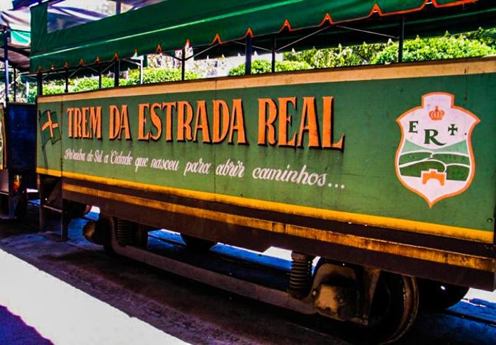 Passeio de Trem Estrada Real Rio de Janeiro